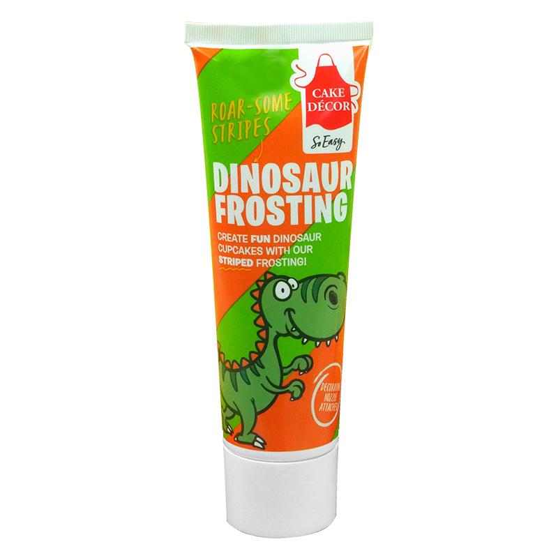 Dino frosting